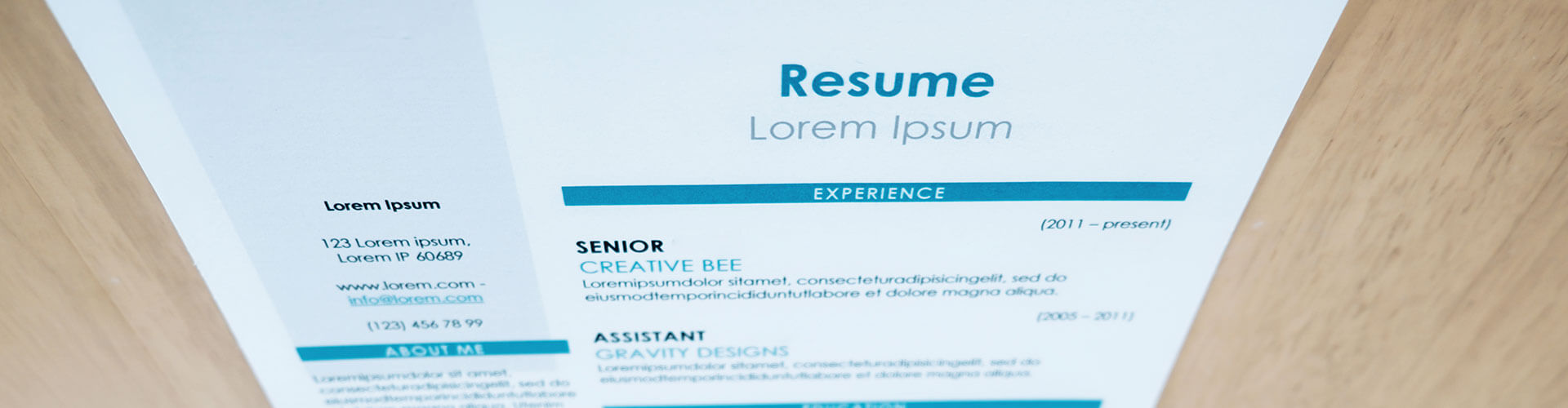 allinone resume sample