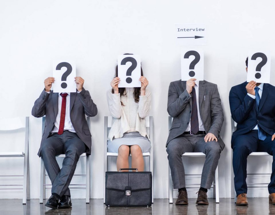 Executive search firm candidates
