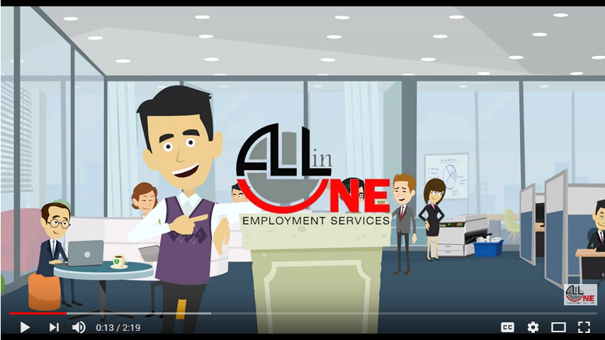 allinone recruitment Process video